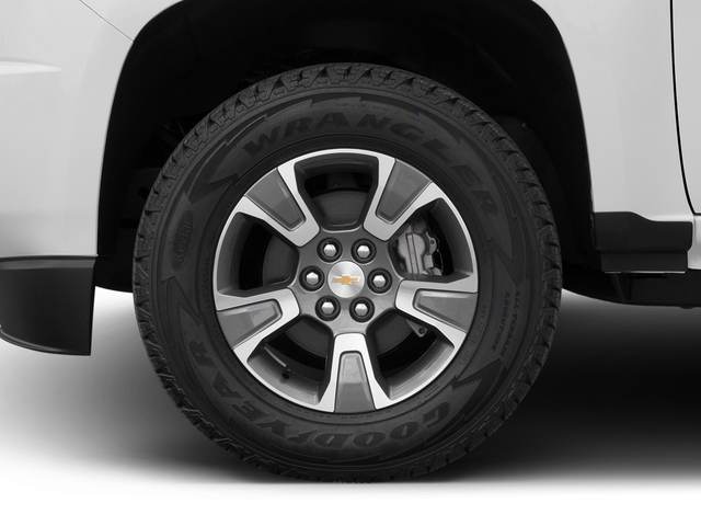 2016 Chevrolet Colorado Prices and Values Extended Cab Z71 2WD wheel