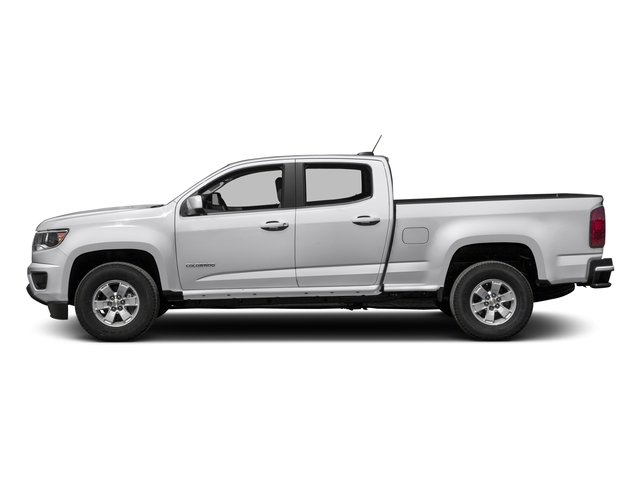 2016 Chevrolet Colorado Pictures Colorado Crew Cab Work Truck 2WD T-Diesel photos side view