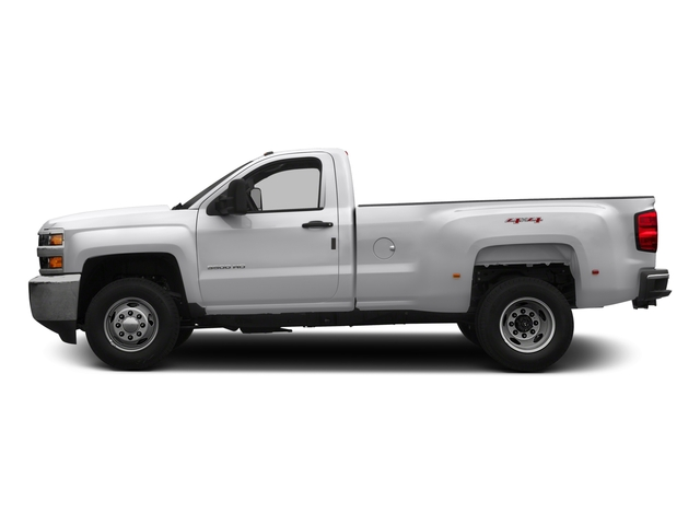 2016 Chevrolet Silverado 3500HD Prices and Values Regular Cab LT 2WD side view
