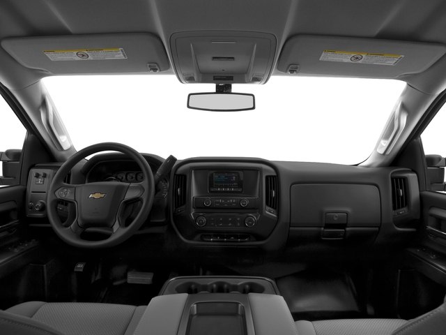 2016 Chevrolet Silverado 3500HD Prices and Values Regular Cab LT 2WD full dashboard