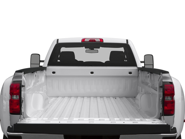 2016 Chevrolet Silverado 3500HD Prices and Values Regular Cab LT 2WD open trunk