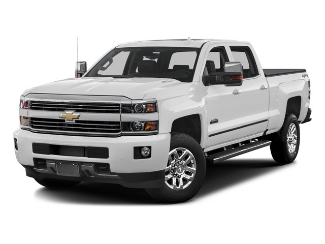 2016 Chevrolet Silverado 3500HD Prices and Values Crew Cab High Country 4WD side front view