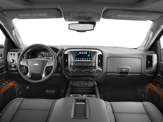 2016 Chevrolet Silverado 3500HD Prices and Values Crew Cab High Country 4WD full dashboard