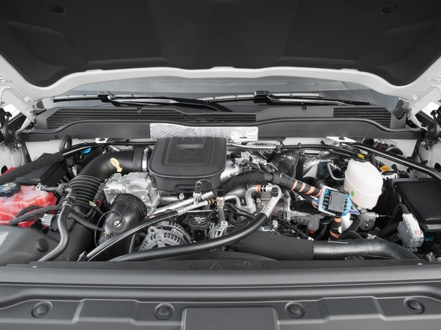 2016 Chevrolet Silverado 3500HD Prices and Values Crew Cab High Country 4WD engine