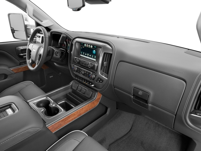 2016 Chevrolet Silverado 3500HD Prices and Values Crew Cab High Country 4WD passenger's dashboard