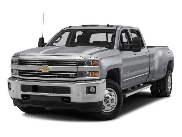 2016 Chevrolet Silverado 3500HD Pictures Silverado 3500HD Crew Cab Work Truck 2WD photos side front view