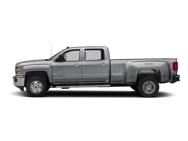 2016 Chevrolet Silverado 3500HD Pictures Silverado 3500HD Crew Cab Work Truck 4WD photos side view