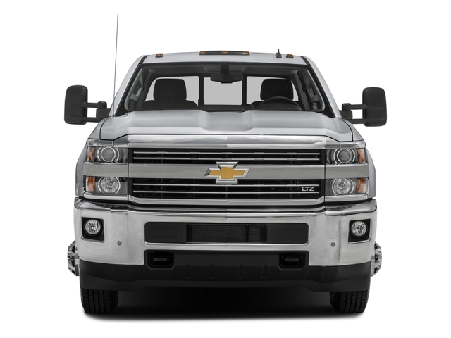 2016 Chevrolet Silverado 3500HD Prices and Values Crew Cab Work Truck 2WD front view