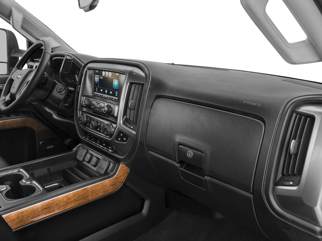 2016 Chevrolet Silverado 3500HD Prices and Values Crew Cab LTZ 2WD passenger's dashboard