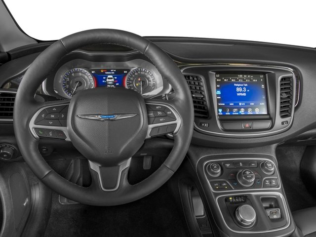 2016 Chrysler 200 Prices And Values Sedan 4d 200c Awd V6 Driver S Dashboard