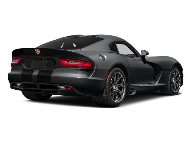 2016 Dodge Viper Prices and Values 2 Door Coupe side rear view