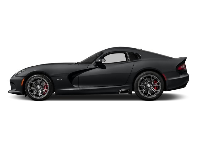 2016 Dodge Viper Prices and Values 2 Door Coupe side view