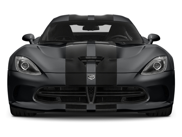 2016 Dodge Viper Prices and Values 2 Door Coupe front view