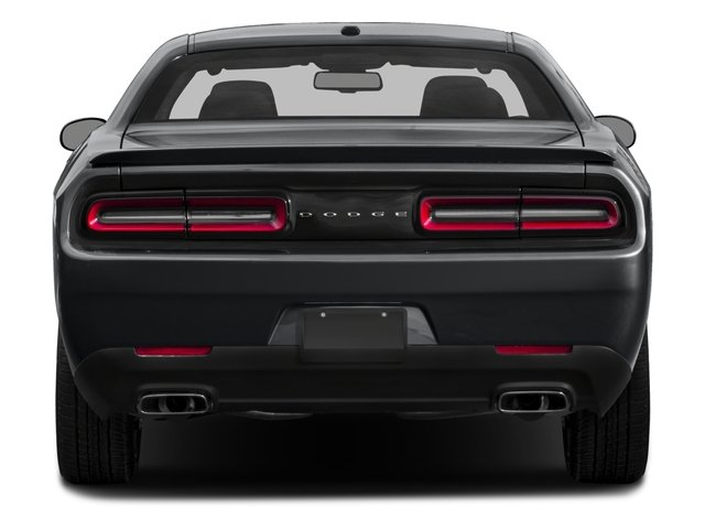 2016 Dodge Challenger Prices and Values Coupe 2D SXT V6 rear view