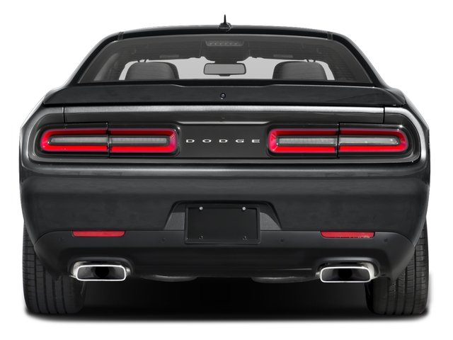 2016 Dodge Challenger Prices and Values Coupe 2D R/T Plus V8 rear view