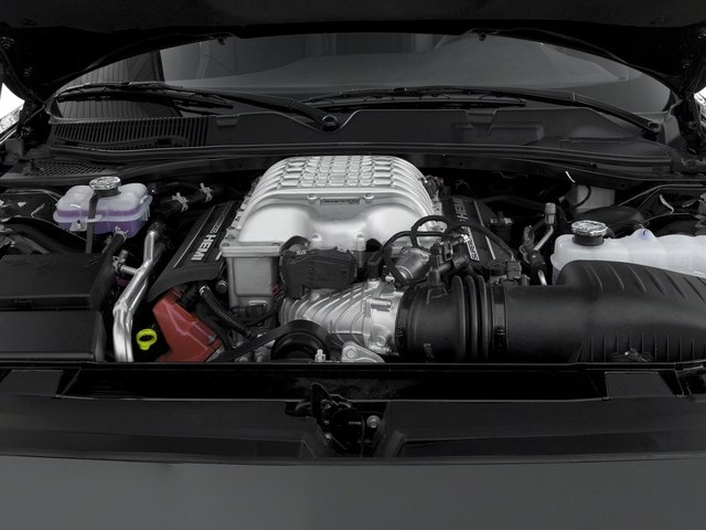 2016 Dodge Challenger Prices and Values Coupe 2D SRT Hellcat V8 Supercharged engine
