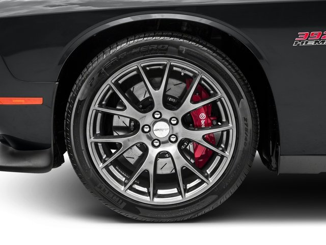 2016 Dodge Challenger Prices and Values Coupe 2D SRT 392 V8 wheel