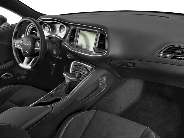 2016 Dodge Challenger Prices and Values Coupe 2D SRT 392 V8 passenger's dashboard