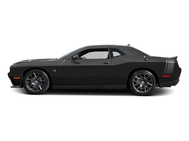 2016 Dodge Challenger Pictures Challenger Coupe 2D R/T Scat Pack V8 photos side view