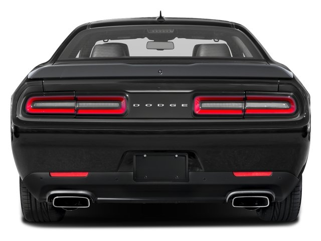 2016 Dodge Challenger Pictures Challenger Coupe 2D R/T Scat Pack V8 photos rear view