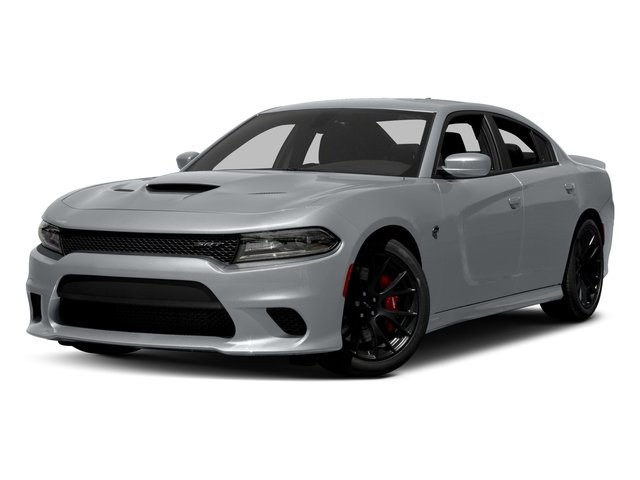 2016 Dodge Charger Prices and Values Sedan 4D SRT Hellcat V8 Supercharged side front view