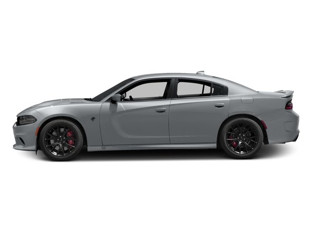 2016 Dodge Charger Prices and Values Sedan 4D SRT Hellcat V8 Supercharged side view
