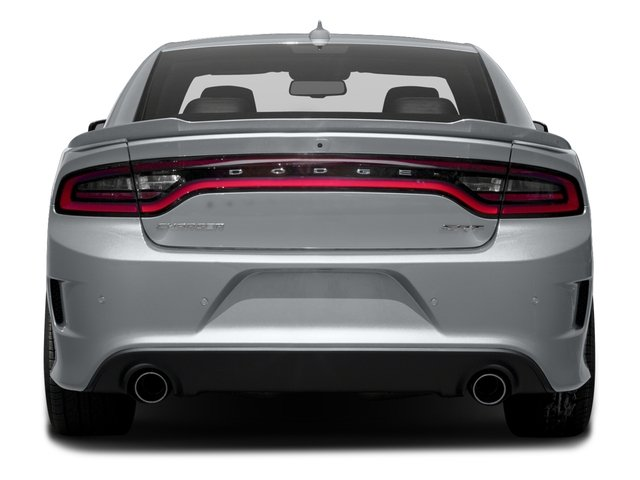 2016 Dodge Charger Prices and Values Sedan 4D SRT Hellcat V8 Supercharged rear view