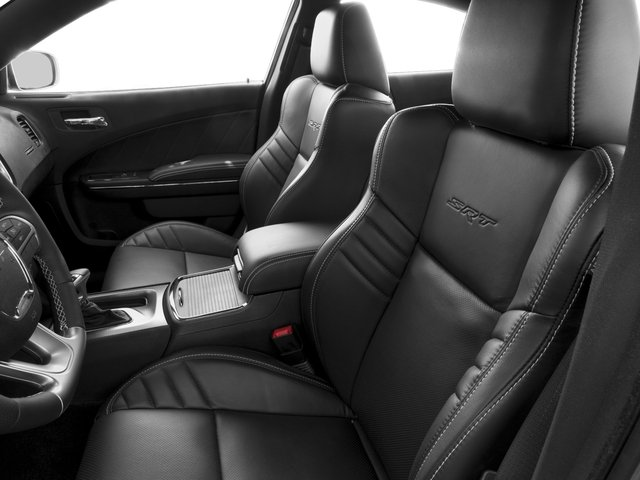 2016 Dodge Charger Prices and Values Sedan 4D SRT Hellcat V8 Supercharged front seat interior