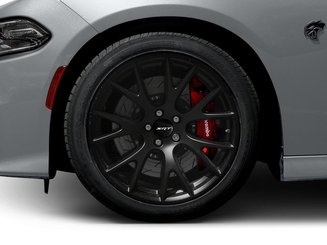 2016 Dodge Charger Prices and Values Sedan 4D SRT Hellcat V8 Supercharged wheel