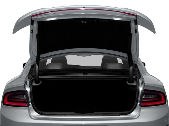 2016 Dodge Charger Prices and Values Sedan 4D SRT Hellcat V8 Supercharged open trunk