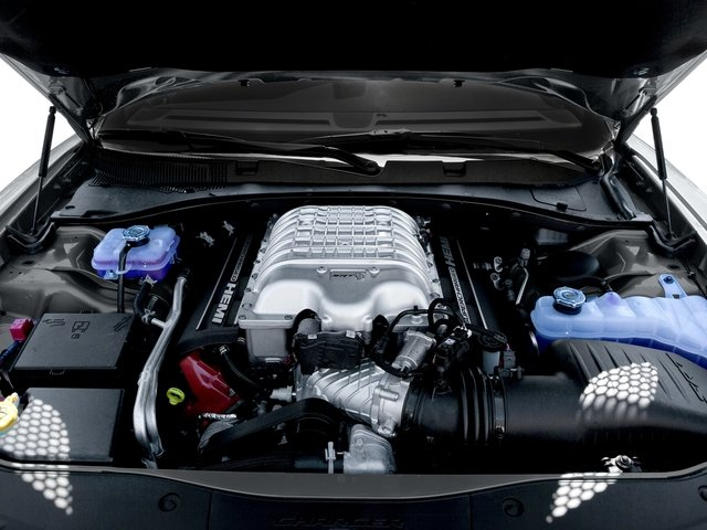 2016 Dodge Charger Prices and Values Sedan 4D SRT Hellcat V8 Supercharged engine