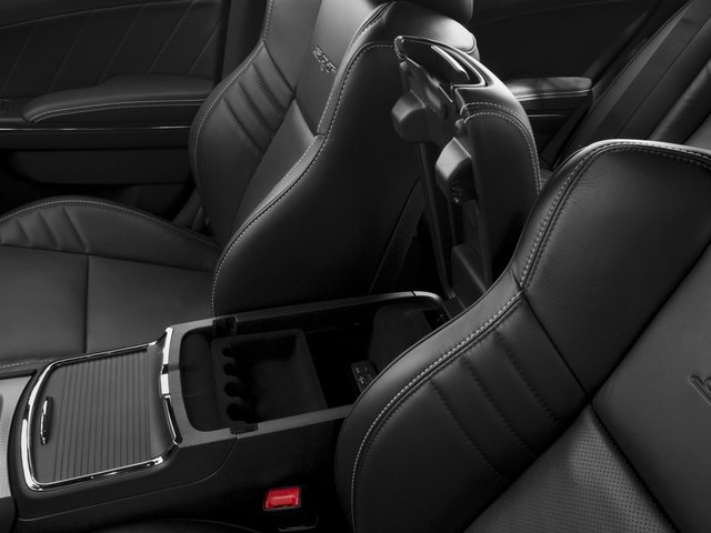 2016 Dodge Charger Prices and Values Sedan 4D SRT Hellcat V8 Supercharged center storage console