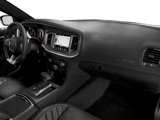 2016 Dodge Charger Prices and Values Sedan 4D SRT Hellcat V8 Supercharged passenger's dashboard