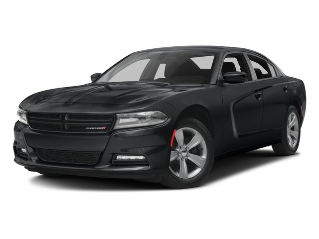 2016 Dodge Charger Prices and Values Sedan 4D SXT AWD V6 side front view