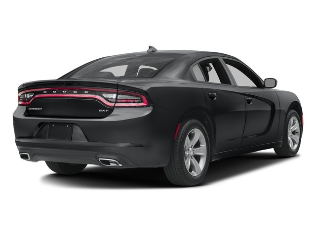 2016 Dodge Charger Prices and Values Sedan 4D SXT V6 side rear view