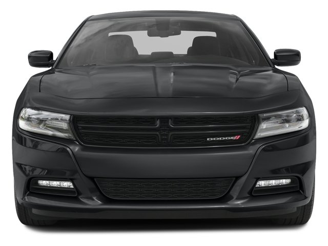 2016 Dodge Charger Prices and Values Sedan 4D SXT V6 front view