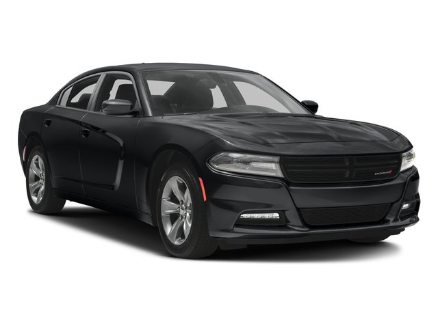 2016 Dodge Charger Prices and Values Sedan 4D SXT V6 side front view