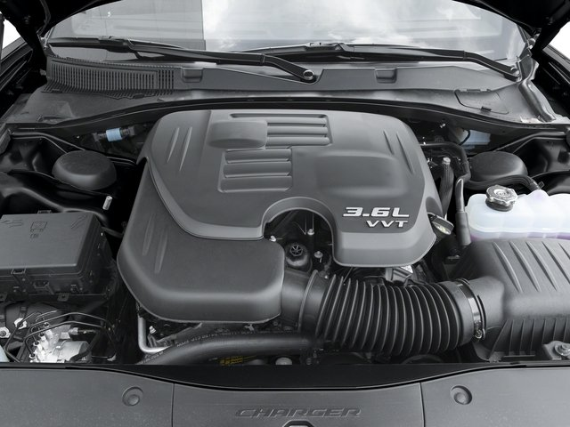 2016 Dodge Charger Prices and Values Sedan 4D SXT V6 engine