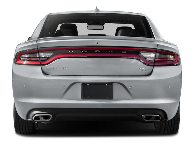 2016 Dodge Charger Prices and Values Sedan 4D R/T Road & Track V8 rear view