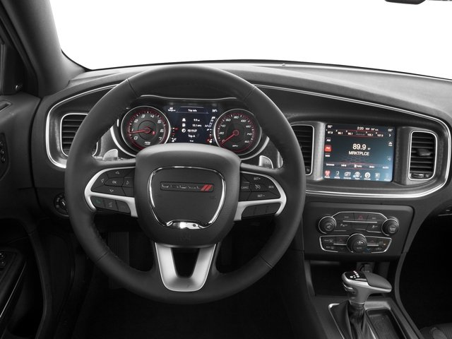 2016 Dodge Charger Prices and Values Sedan 4D R/T Road & Track V8 driver's dashboard