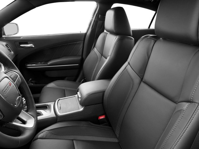 2016 Dodge Charger Prices and Values Sedan 4D R/T Road & Track V8 front seat interior