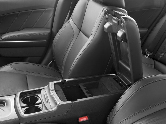 2016 Dodge Charger Prices and Values Sedan 4D R/T Road & Track V8 center storage console