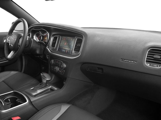 2016 Dodge Charger Prices and Values Sedan 4D R/T Road & Track V8 passenger's dashboard