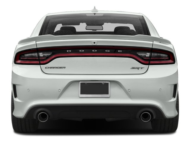 2016 Dodge Charger Prices and Values Sedan 4D SRT 392 V8 rear view