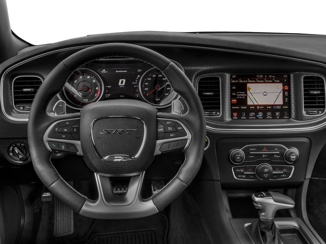 2016 Dodge Charger Prices and Values Sedan 4D SRT 392 V8 driver's dashboard