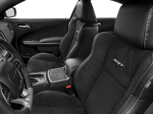 2016 Dodge Charger Prices and Values Sedan 4D SRT 392 V8 front seat interior