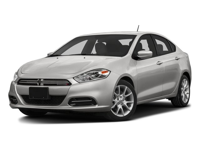 2016 Dodge Dart Prices and Values Sedan 4D SXT I4 side front view