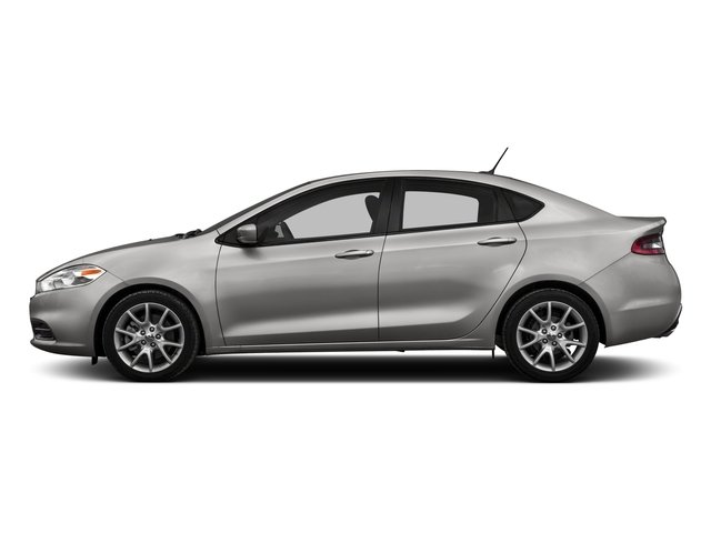 2016 Dodge Dart Pictures Dart Sedan 4D SE I4 photos side view