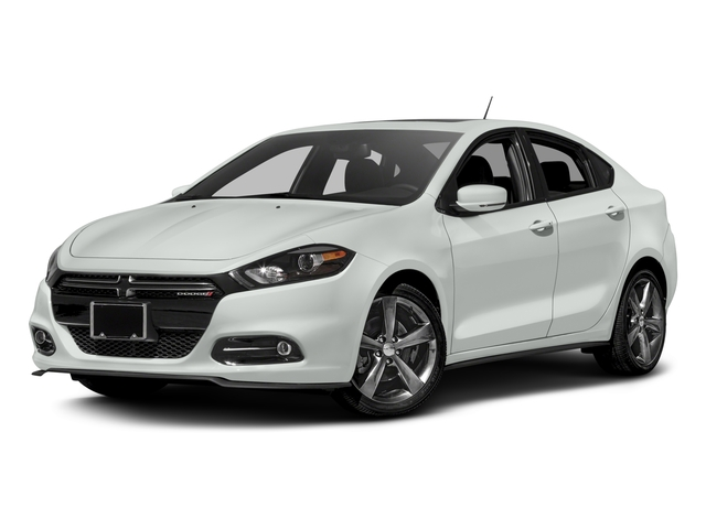 2016 Dodge Dart Pictures Dart Sedan 4D GT I4 photos side front view