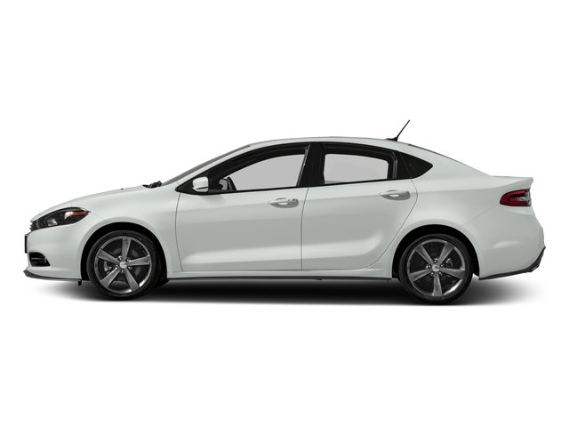 2016 Dodge Dart Pictures Dart Sedan 4D GT I4 photos side view
